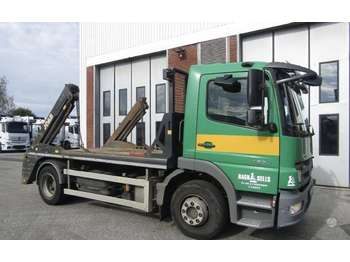 Mercedes-Benz ATEGO 1524 JOAB  - konteynır taşıyıcı/ yedek karoser kamyon