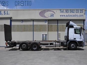 Mercedes Benz Actros 2532 - konteynır taşıyıcı/ yedek karoser kamyon