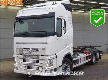 Konteynır taşıyıcı/ yedek karoser kamyon Volvo FH 420 6X2 VEB+ Liftachse 2x Tanks Euro 6