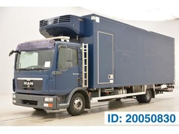 MAN TGL 12.220 - refrijeratör kamyon
