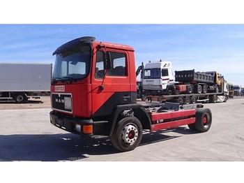 Şasi kamyon MAN 18.230 (FULL STEEL/ 6 CYLINDER/ MANUAL PUMP): fotoğraf 1