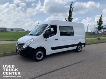 Panelvan Renault Master 130.35 L2 H2 DUBBELE CABINE EURO 6