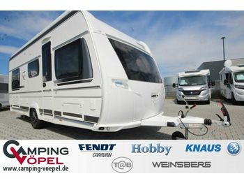 Fendt Bianco Activ 515 SGE Top Ausstattung  - каравана
