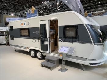 Прицепной автодом Hobby De Luxe 650 KFU