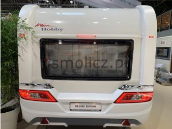 Прицепной автодом Hobby De Luxe Edition 460 UFe