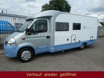Bürstner Delfin t 680 - Sat/Solar- Grüne Umweltplakette -  - dzīvojamo mikroautobuss