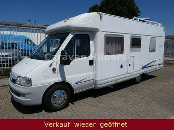 Bürstner T 615 - Solar - Sat/TV - Grüne Umweltplakette  - dzīvojamo mikroautobuss