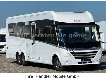 Dethleffs XLi 7850-2 EB, Hubstützen,ec  - dzīvojamo mikroautobuss