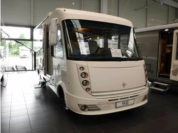 Dzīvojamo mikroautobuss Niesmann + Bischoff Arto 69 L Markise/Solar/Navi+RFK/SAT+TV