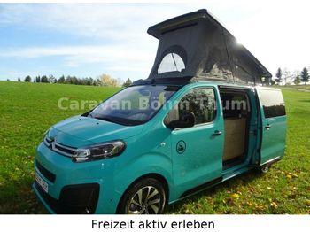 Pössl CULT CAMPSTER * 180PS Automatik  E6d temp SOFORT  - turistinis automobilis