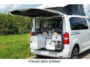 Pössl VANSTER * DIE NEUHEIT VON PÖSSL  - turistinis automobilis