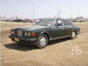 Bentley BROOKLANDS - lengvasis automobilis