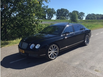 Bentley Continental Flying Spur 6.0 W12 Twin Turbo - lengvasis automobilis