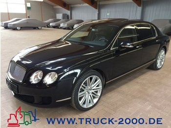 Bentley Continental Flying Spur-ESHD-Scheckheft-  Navi - lengvasis automobilis