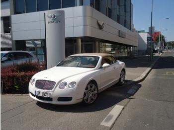 Bentley Continental GTC Einzellstuck Mulliner Packet - lengvasis automobilis