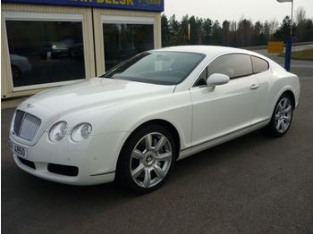 Bentley Continental GT 4x4  - lengvasis automobilis