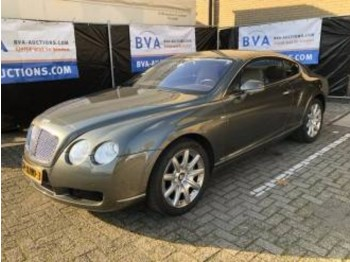 Bentley Continental GT 6.0 W12 Automaat - lengvasis automobilis