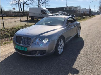 Bentley Continental GT + Full Option Continental GT - lengvasis automobilis