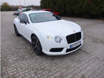 Bentley Continental GT V8 MULLINER  - lengvasis automobilis