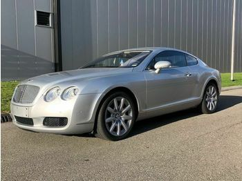 Bentley GT GT W12  - lengvasis automobilis