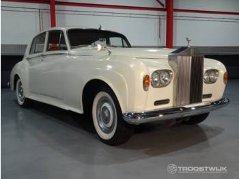 Bentley S3 Saloon limousine - lengvasis automobilis
