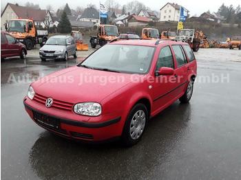 Volkswagen Golf IV Variant Special 4Motion, Allrad, Klima  - lengvasis automobilis