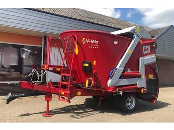 Van Lengerich V-mix 10 voermengwagen  - mešalnik za krmo