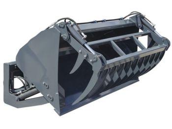 Ahlmann Hoogkiepbak MAXI 1.80 met hydraulische klemm  - kovë me dy nofulla