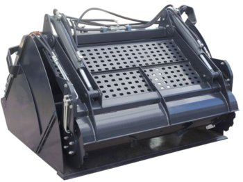 Ahlmann Voerdoseercontainer 1.40m MAXI  - kovë për ngarkues