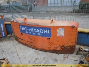 Fiat Hitachi FH 450 - Ballast  - kundërpeshë