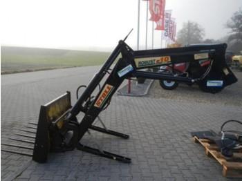 Stoll HDPM 10 mit Konsolen zu Steyr 958 - kokë