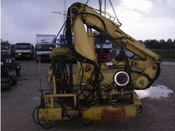 DIV. COPMA CRANE C-1430/2 - vinç i montuar në kamion