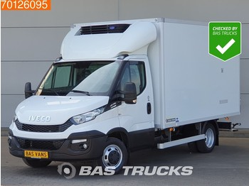 Комбе ладилник Iveco Daily 50C17 3.0 Automaat Koelwagen -20 Vries 230V Luchtvering 14m3 A/C Cruise control