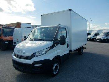 Iveco Daily, 35S16, Koffer mit LBW mehrere Einheiten verfügbar - furgons ar slēgtā virsbūve
