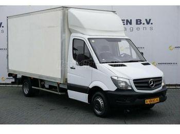 MERCEDES-BENZ SPRINTER 514 cdi Koffer+HF - furgons ar slēgtā virsbūve