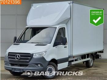 Mercedes-Benz Sprinter 316 CDI 160PK Nieuw Meubelbak Laadklep Touchscreen Carplay 21m3 A/C Cruise control - furgons ar slēgtā virsbūve