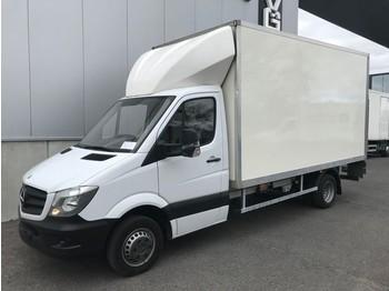 Mercedes-Benz Sprinter 513CDI - furgons ar slēgtā virsbūve
