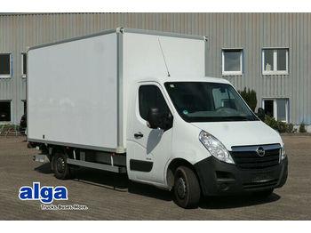 Opel Movano 125 CDTI/Klima/Euro 5/LBW/3 Sitzer!  - furgons ar slēgtā virsbūve