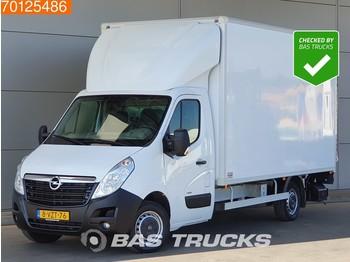 Opel Movano 2.3 CDTI 150PK Bakwagen Laadklep Airco Cruise Navi Mooie auto! A/C Towbar Cruise control - furgons ar slēgtā virsbūve