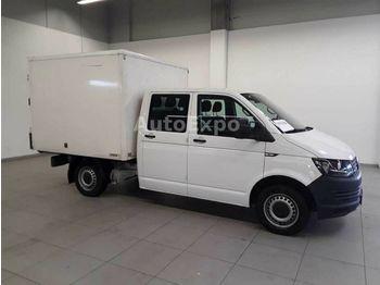 Volkswagen Transporter T6 4x4 Lg. *AC*AHK*Kofferaufbau*  - furgons ar slēgtā virsbūve