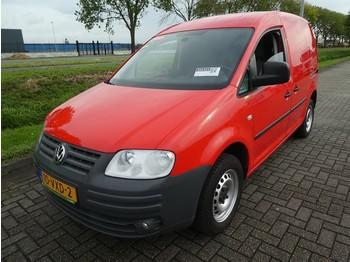 Kravas mikroautobuss Volkswagen Caddy 2.0 CNG: foto 1