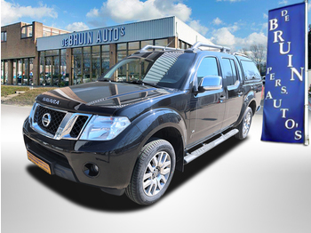 Pikaps Nissan Navara 3.0 dCi V6 Exclusive Business Double Cab 2pers. 170Kw - 231Pk
