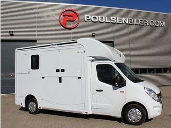 Renault Master Horsetruck - komercauto