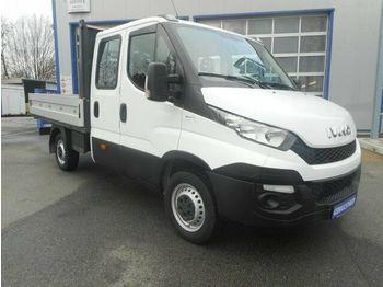 Iveco Daily 35S13D Euro5 AHK ZV  - bortinis sunkvežimis furgonas