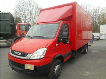 Iveco Daily 70C14/3.0 Klima AHK ZV  - furgonas su krovinių dėže