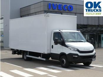 Furgonas su krovinių dėže Iveco Daily 70C17/P