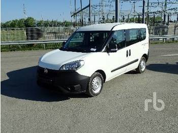Krovininis mikroautobusas FIAT DOBLO 1.3JTD MAXI
