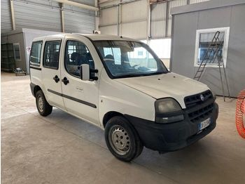 FIAT Doblo 1.9 - krovininis mikroautobusas