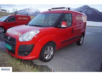 Fiat Doblo - krovininis mikroautobusas