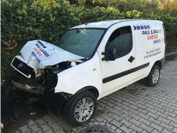 Krovininis mikroautobusas Fiat Doblo Cargo 1.3 JTD SX Kasten